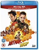 Ant-Man and the Wasp [3D + Blu-ray] [2018] Blu Ray