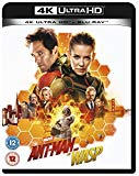 Ant-Man and the Wasp [4K + UHD] [Blu-ray] [2018]