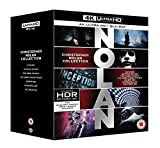 Nolan 4K Collection [Blu-ray] [2018]