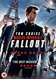 Mission: Impossible - Fallout (DVD) [2018] DVD