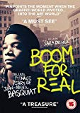 Boom for Real: The Late Teenage Years of Jean-Michel Basquiat [DVD] [2018]