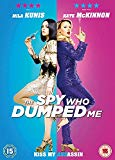 The Spy Who Dumped Me [DVD] [2018]