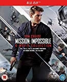 Mission: Impossible - The 6-Movie Collection (Blu-ray + Bonus Disc) [2018] [Region Free]