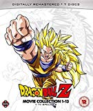 Dragon Ball Z Movie Complete Collection: Movies 1-13 + TV Specials - Blu-ray