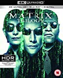 The Matrix Trilogy [Blu-ray] [1999]