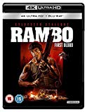 Rambo: First Blood 4K [Blu-ray] [2018]