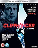Cliffhanger 4K [Blu-ray] [2018]
