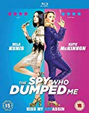 The Spy Who Dumped Me [Blu-ray] [2018]