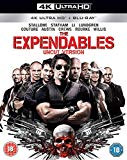 The Expendables 4K [Blu-ray] [2018]