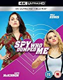 The Spy Who Dumped Me 4K [Blu-ray] [2018]