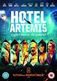 Hotel Artemis [DVD] [2018]