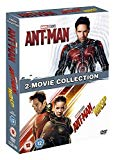 Ant-Man 1 & 2 Double pack [DVD] [2018]