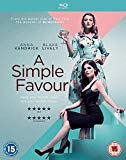 A Simple Favour [Blu-ray] [2018]