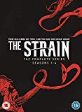 The Strain Complete Series, Seasons 1-4 [DVD] [2018]