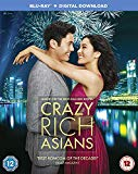 Crazy Rich Asians [Blu-ray] [2018]
