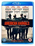 American Animals [Blu-ray] [2018]