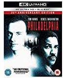 Philadelphia [4K Ultra HD + Blu-ray] [2018] [Region Free]