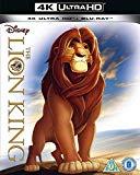 Lion King UHD [Blu-ray 4K] [2018] [Region Free]