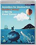 Invention For Destruction [Blu-ray]