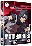 Naruto Shippuden Complete Series 9 Box Set (Episodes 402-458) [DVD]