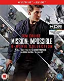 Mission: Impossible - The 6-Movie Collection (4KUHD + Blu-ray + Bonus Disc) [2018] [Region Free]