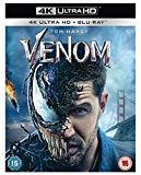 Venom [4K Ultra HD] [Blu-ray] [2018] [Region Free]
