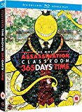 Assassination Classroom the Movie: 365 Days' Time DVD/BD Combo