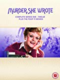 Murder She Wrote - Series 1-12 Complete Boxset [DVD] [2018]