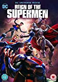Reign Of The Supermen [DVD] [2019]