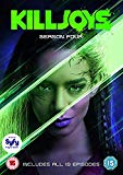 Killjoys Season 4 (DVD) [2018]