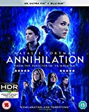 Annihilation (4K UHD + Blu-ray) [2018] [Region Free]