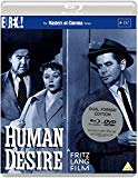 Human Desire (Masters of Cinema) Dual Format (Blu-ray & DVD) edition
