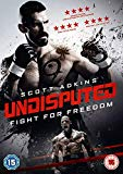 Undisputed: Fight For Freedom [DVD] [2018]