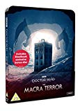 Doctor Who The Macra Terror [Blu-Ray Steelbook] [2019] Blu Ray