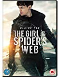 The Girl In The Spider's Web  [2018] DVD