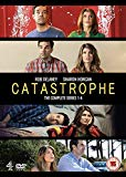 Catastrophe Series 1-4 [DVD]