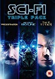 Sci-Fi Triple Box Set [DVD]