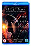 First Man (Blu-ray + Digital Copy) [2018] [Region Free] Blu Ray