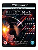 First Man (4K Ultra HD + Blu-ray + Digital Copy) [2018] [Region Free]