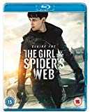 The Girl In The Spider's Web [Blu-ray] [2018] [Region Free] Blu Ray