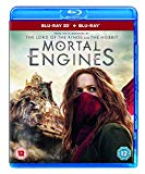 Mortal Engines (Blu-ray + 3D + Digital Download) [2018] [Region Free]