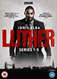 Luther Series 1 - 5 [DVD] [2019]