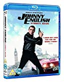 Johnny English Strikes Again (Blu-Ray Plus Digital Copy) [2018] [Region Free]