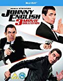 Johnny English - 3 Movie Box Set (Blu-Ray) [2018] [Region Free]