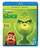 The Grinch (3D + Blu-ray + Digital Download) [2018] [Region Free]