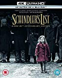 Schindler's List - 25th Anniversary Super Bonus Edition [Blu-ray] [2019] [Region Free]