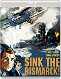Sink The Bismarck! (Eureka Classics) Blu-ray edition