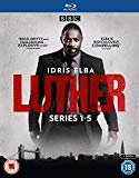 Luther Series 1 - 5 [Blu-ray] [2019]