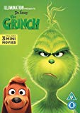 The Grinch (4K UltraHD + Blu-ray + Digital Download) [DVD] [2018]