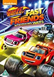 Blaze & The Monster Machines: Fast Friends! [DVD] [2019]